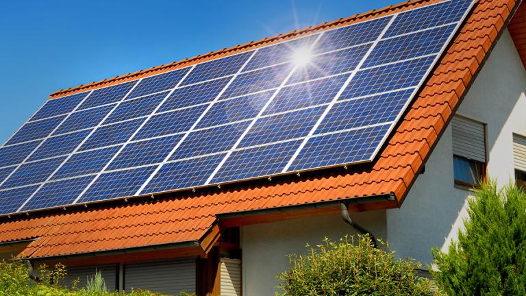 solar energy for house