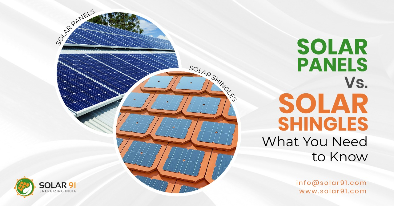 Solar Panels Vs. Solar Shingles: What You Need to Know
