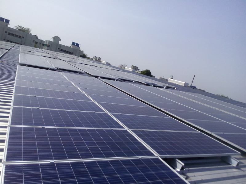 solar epc solution for solar power plant